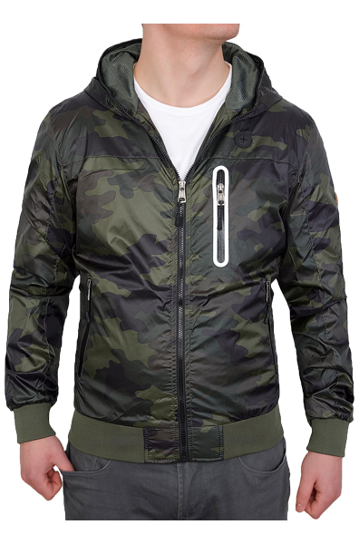 herren bergangs jacke windbreaker herrenjacke kapuze mit brille jogging h 079 ebay. Black Bedroom Furniture Sets. Home Design Ideas