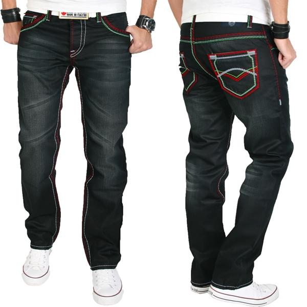 rock creek herren jeans wachsbeschichtung schwarz coated dicke n hte 3modelle ebay. Black Bedroom Furniture Sets. Home Design Ideas