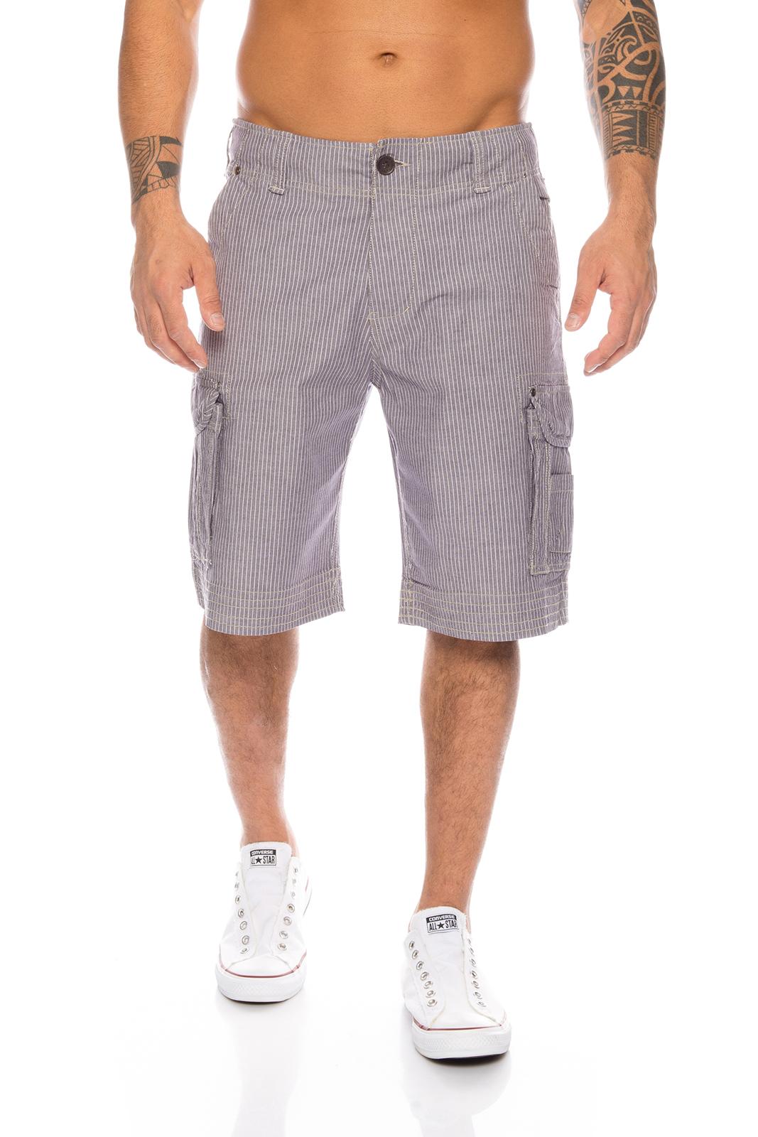 herren bermuda sommer short kurze hose capri karo shorts. Black Bedroom Furniture Sets. Home Design Ideas