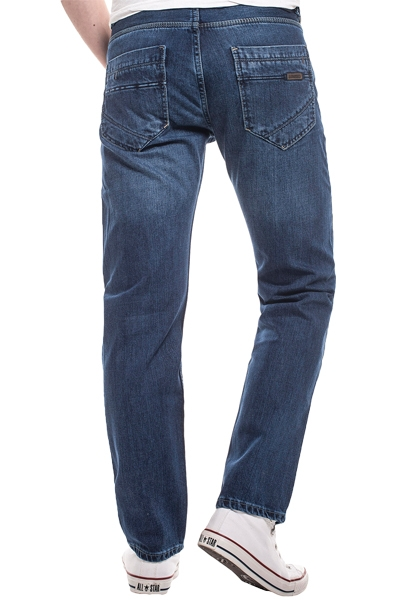 lorenzo loren herren jeans hose herrenjeans used look. Black Bedroom Furniture Sets. Home Design Ideas