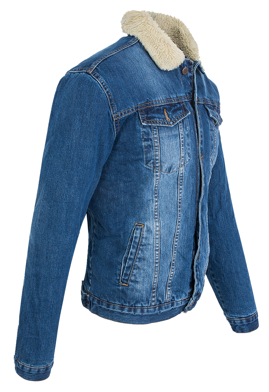 rock creek jeans jacke tedyfell winter jacke s m l xl xxl 3xl 4xl 5xl rc 2041 ebay. Black Bedroom Furniture Sets. Home Design Ideas