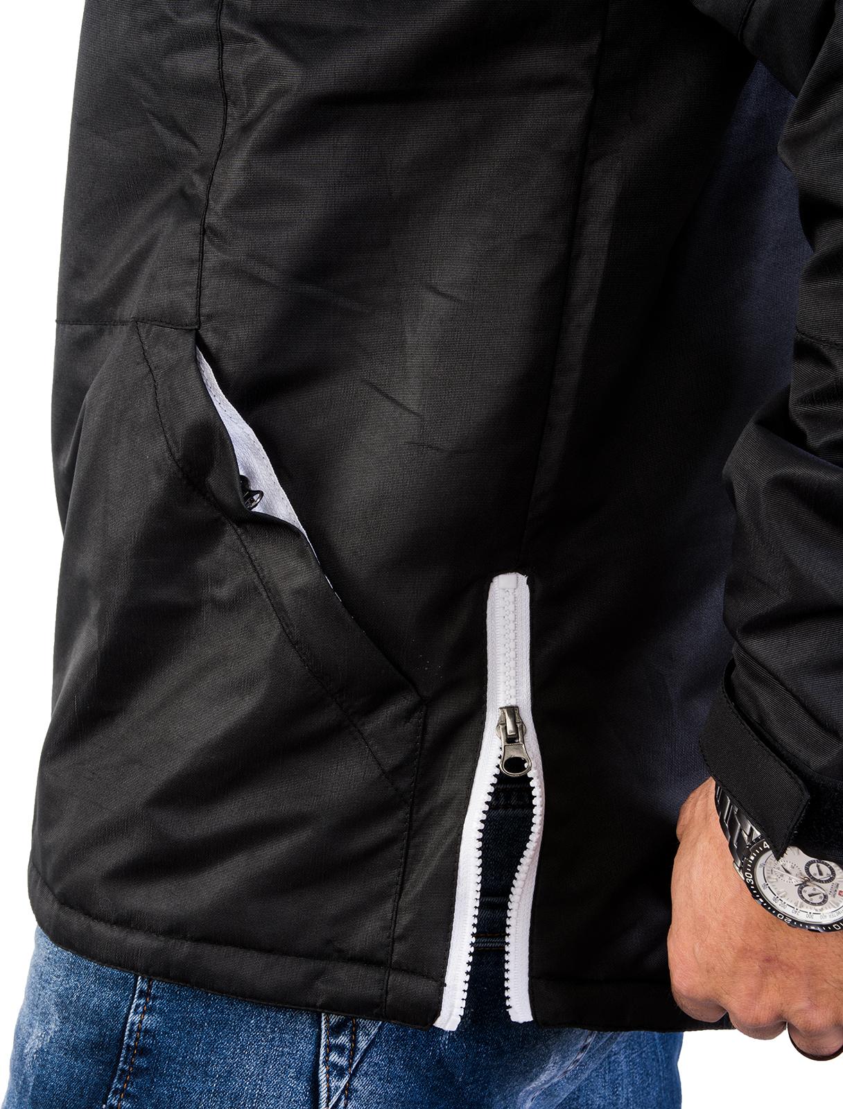 Berghaus Hillwalker Gore-Tex Imperméable Homme Sur-Pantalon-Noir