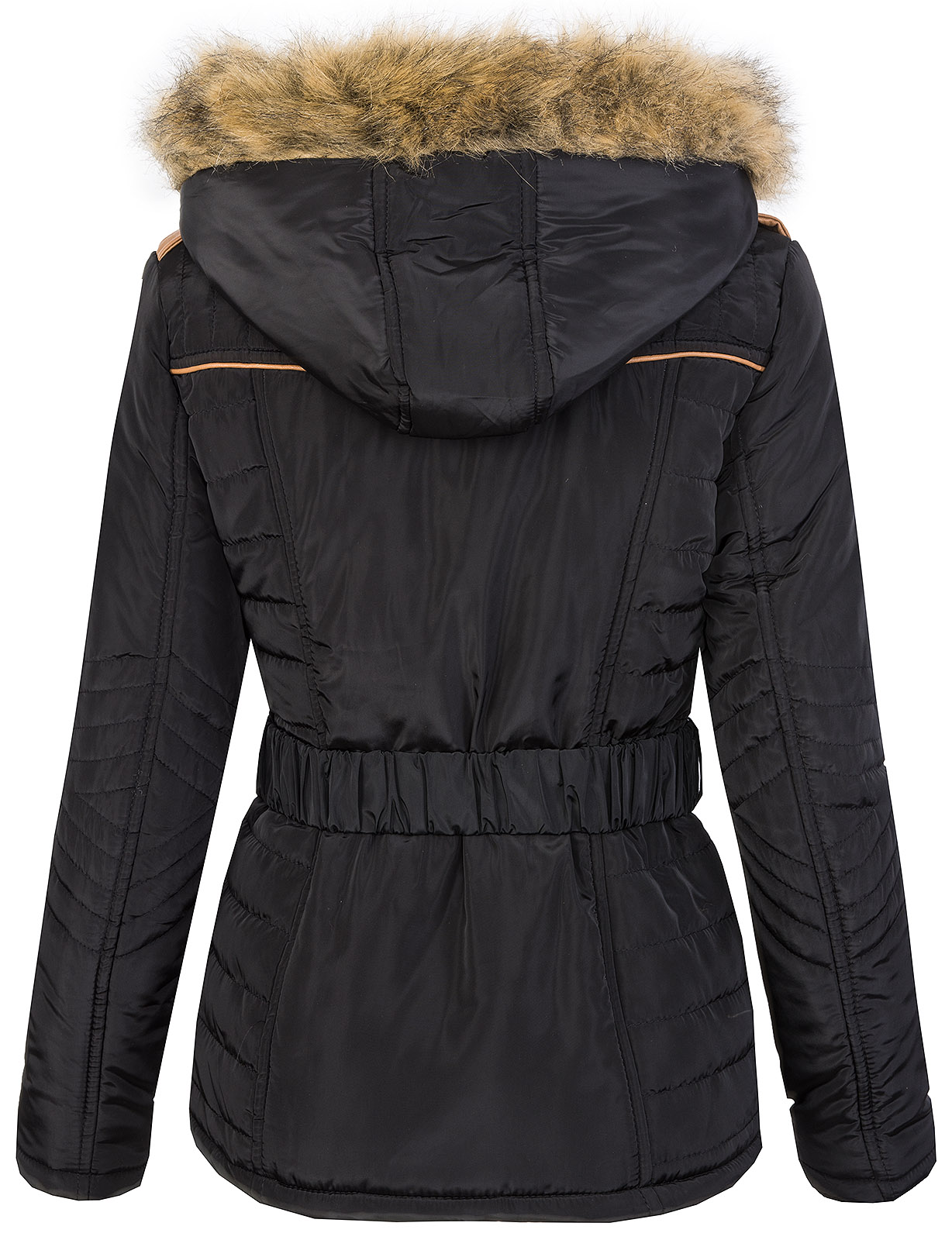 designer damen jacke parka mantel winterjacke steppjacke warm gef ttert d 356 ebay. Black Bedroom Furniture Sets. Home Design Ideas