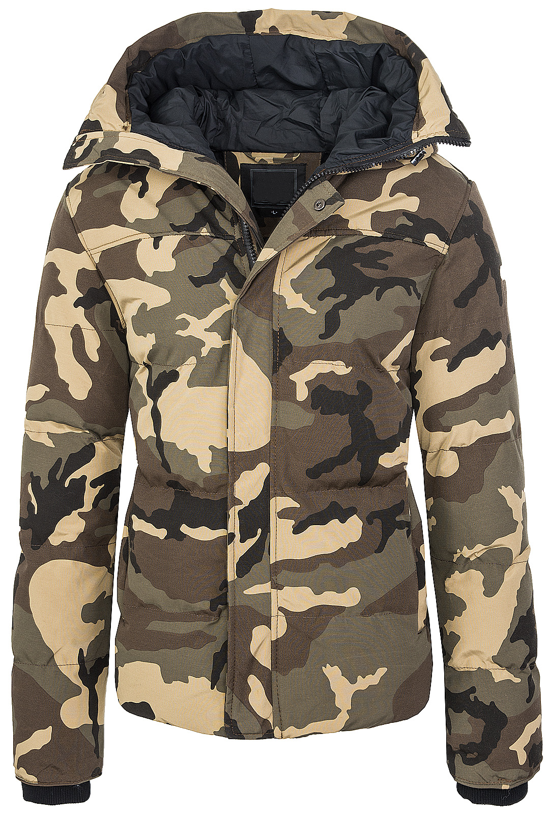 herren outdoor winterjacke camouflage jacke jagdjacke kapuze warm s xxl h 128 ebay. Black Bedroom Furniture Sets. Home Design Ideas