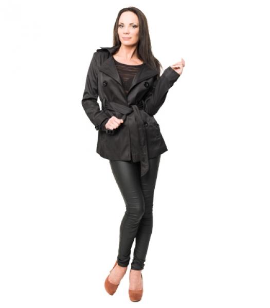 damen designer trenchcoat mantel bergangsjacke damenjacke. Black Bedroom Furniture Sets. Home Design Ideas